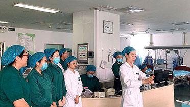 烟台海港医院2019年护理技能竞赛活动总结