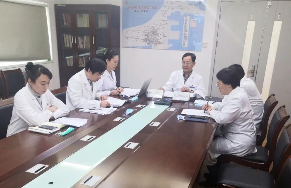 烟台海港医院召开2020年度领导班子民主生活会
