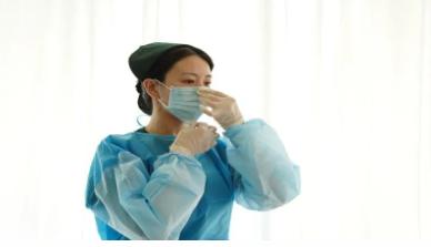 以实战促提升,烟台海港医院组织开展院感应急演练