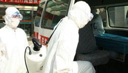 海港医院举办甲型H1N1流感演练